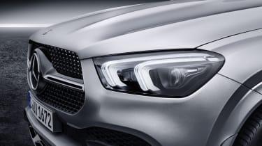 2019 Mercedes GLE light