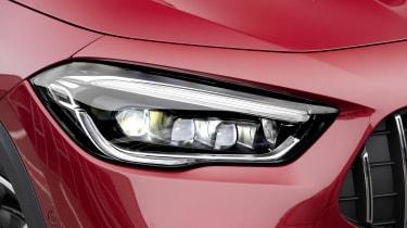 Mercedes-AMG GLA 35 headlight