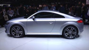 Audi TT 2014 side