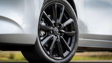Mazda3 hatchback alloy wheels