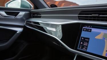 Audi S6 saloon - Interior