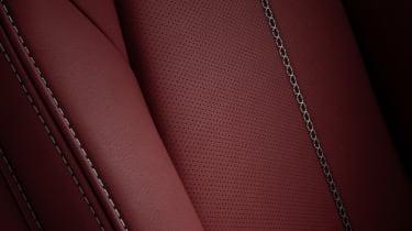 Mazda MX-5 R-Sport upholstery