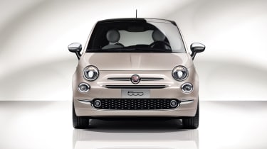 Fiat 500 Star - front