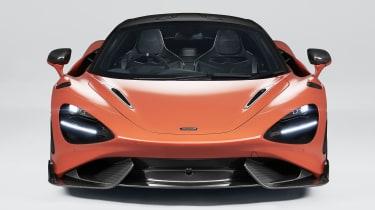 McLaren 765LT front end