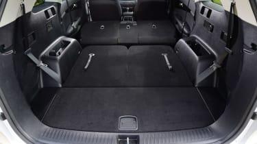 2015 Kia Sorento SUV - boot space