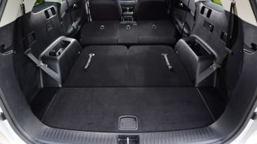 2015 Kia Sorento SUV - boot space