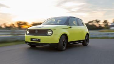 2019 Honda e prototype - front dynamic