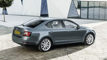 You'll also be able to specify a raft of driving assistance systems on the new Octavia, including Trailer Assist