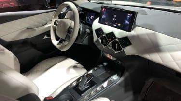 DS 3 Crossback E-Tense interior