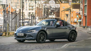 2020 Mazda MX-5 GT Sport Tech - front 3/4 static
