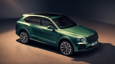 2020 Bentley Bentayga SUV - side studio