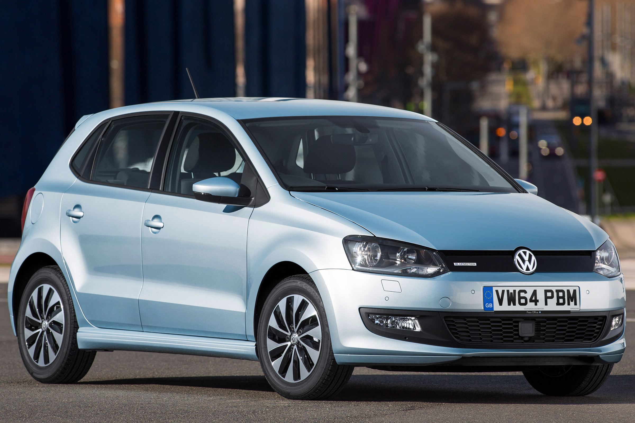 Volkswagen Polo Bluemotion Review Carbuyer