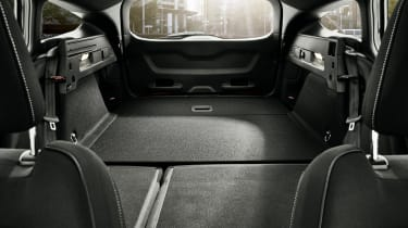 2019 Ford Focus ST estate - boot space