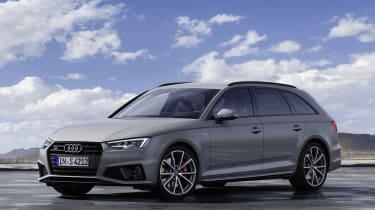 Audi S4 Avant TDI - Front static
