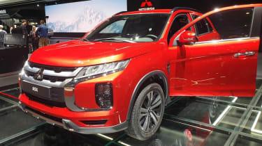 2020 Mitsubishi ASX - Geneva - Front quarter