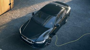 Volvo S60 Polestar Engineered charging