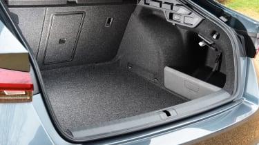 Skoda Octavia vRS hatchback boot