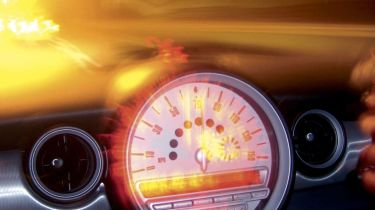 MINI R56 Speedometer