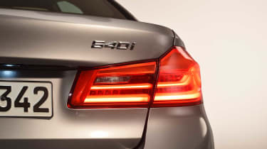 5 Series customers can choose from a range of petrol and diesel engines, with a hybrid model due later
