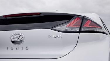 Hyundai Ioniq Plug-in Hybrid tail-light