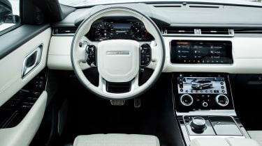 Range Rover Velar R-Dynamic interior