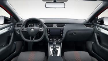 Skoda Octavia Sportline - interior
