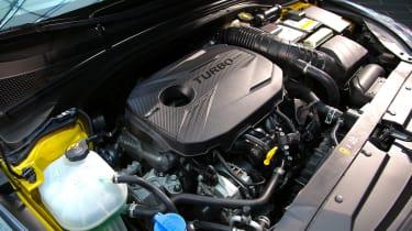 2019 Kia Xceed - engine
