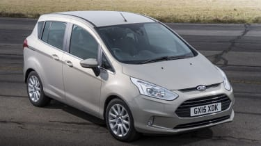 Engines include Ford's award-winning 1.0-litre EcoBoost petrol and a 1.5-litre TDCi diesel