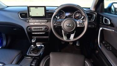 Kia Ceed hatchback interior