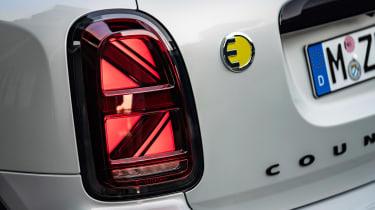 MINI Countryman Plug-in Hybrid rear lights