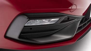 2020 SEAT Leon - front fog light close up
