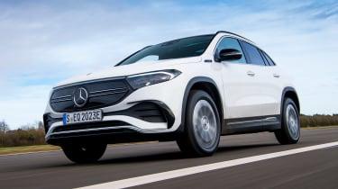 Mercedes EQA SUV review