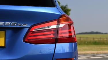 BMW 2 Series Active Tourer MPV rear lights
