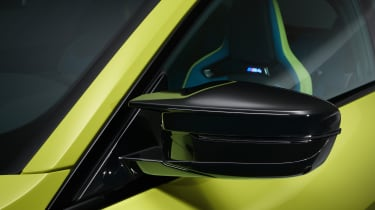 2021 BMW M4 Competition Coupe - wing mirror
