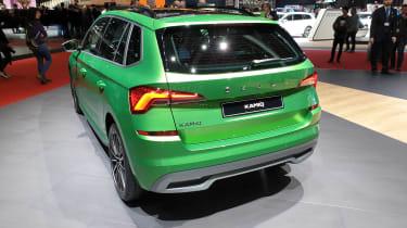 Skoda Kamiq SUV - Geneva - rear