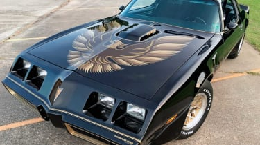 Pontiac Firebird – Smokey and the Bandit