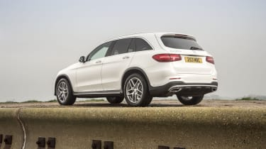 It's enjoyable to drive, with a smooth ride on motorways and vice-free handling on country roads