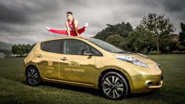 Nissan 'Gold Leaf'
