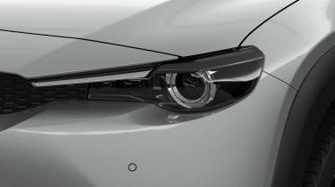 Mazda MX-30 headlight
