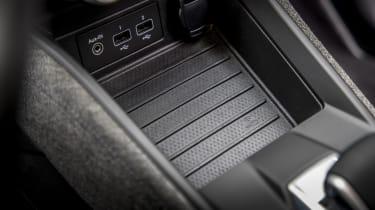 New Renault ZOE - centre console