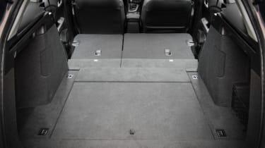 Honda Civic Tourer estate 2014 boot