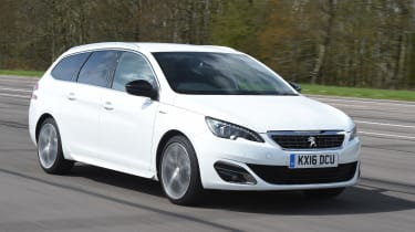 The most efficient engine is the 1.6-litre BlueHDi diesel, returning a claimed 88.3mpg