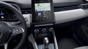 2020 Renault Clio E-Tech - Interior