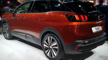 Peugeot claims the new 3008 is the most advanced car it has ever made