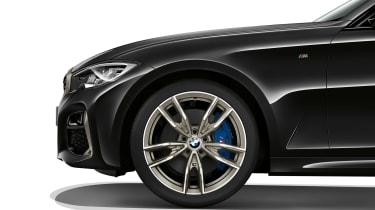 2019 BMW M340i xDrive wheels