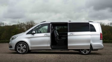 Best eight seater -  Mercedes V