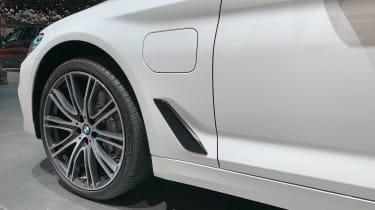 BMW 530e at the 2019 Geneva Motor Show