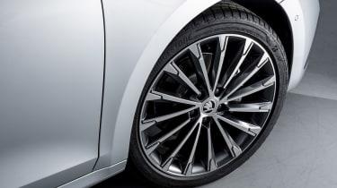 2020 Skoda Octavia alloy wheel