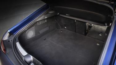 Mercedes-AMG GT 63 boot interior