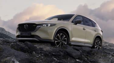 2022 Mazda CX-5 Newground